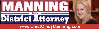 Cindy Manning for District Attorney